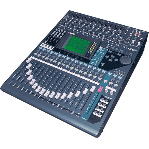 yamaha 01v96vcm digital mixing console with vcm software. Black Bedroom Furniture Sets. Home Design Ideas