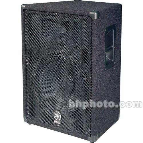yamaha br15 15 2 way 400 watt p a speaker br15 b h