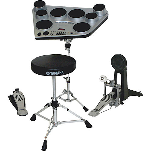 Yamaha dd 65 compact digital drum kit dk 65 dd 65 bundle b h for Yamaha electronic drum kit for sale