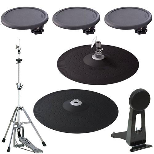 Yamaha dtp502 drum pad set dtp502 b h photo video for Yamaha drum pads