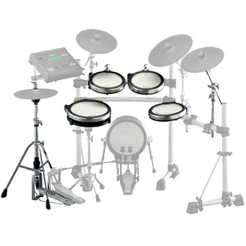 Yamaha dtp901 electronic drum pad set dtp901 b h photo video for Yamaha drum pads