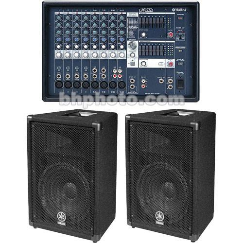 Used Yamaha Emxsc