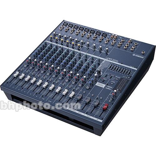 Yamaha emx5014c 14 powered mixer emx5014c b h photo video for Yamaha powered mixers