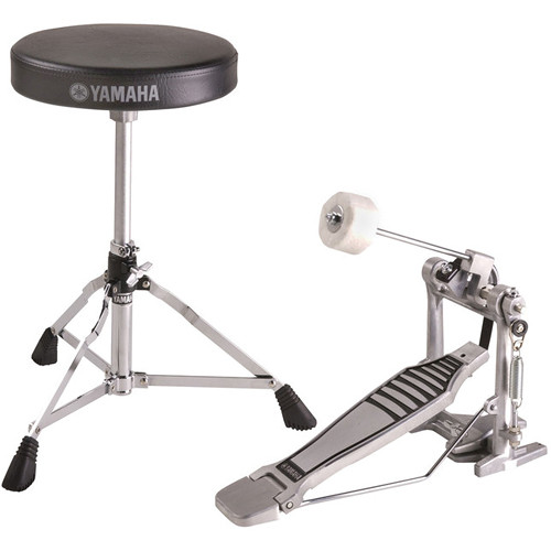 yamaha fpds2a foot pedal and drum throne package fpds2a b h. Black Bedroom Furniture Sets. Home Design Ideas