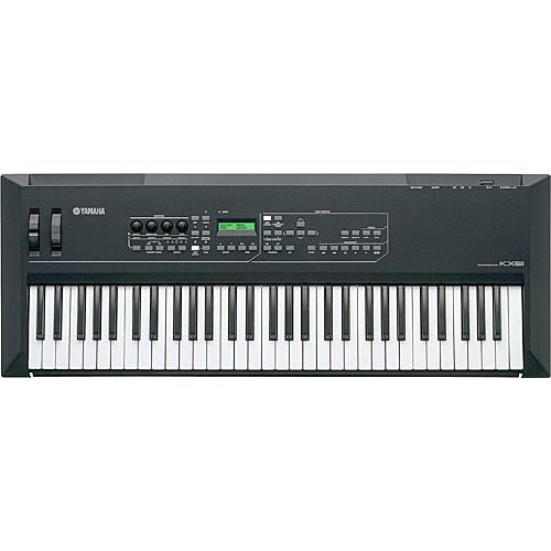 Yamaha kx61 usb keyboard controller kx61 b h photo video for Yamaha digital piano controller