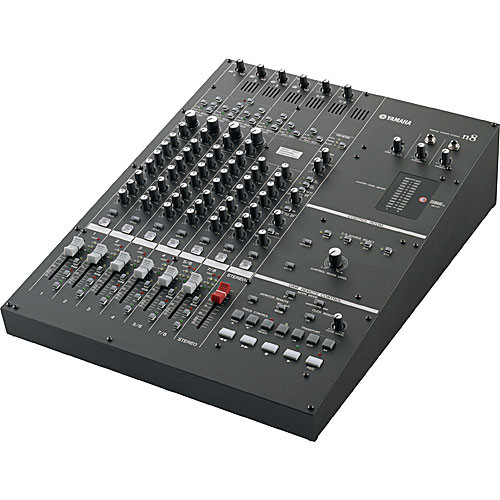 yamaha n8 eight channel digital mixing studio n8 b h photo video. Black Bedroom Furniture Sets. Home Design Ideas
