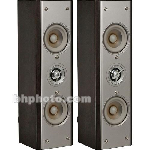 Yamaha NS M225P 2 Way 120 Watt Bookshelf Speakers