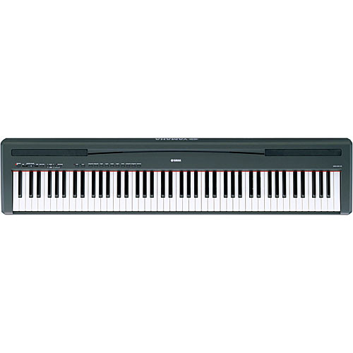 yamaha p85 88 key portable digital piano black p85 b h photo rh bhphotovideo com Yamaha DGX-505 Yamaha P85 Stand