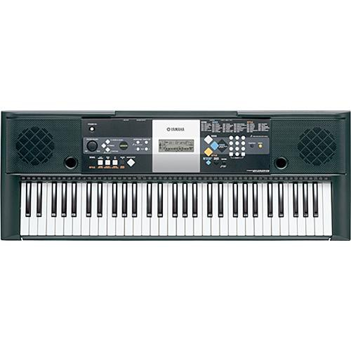 Yamaha psr e223 61 key portable keyboard with yamaha psre223 for Yamaha learning keyboard