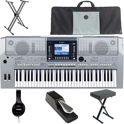 Yamaha Psr S710 : yamaha psr s710 61 key arranger workstation keyboard value b h ~ Jslefanu.com Haus und Dekorationen