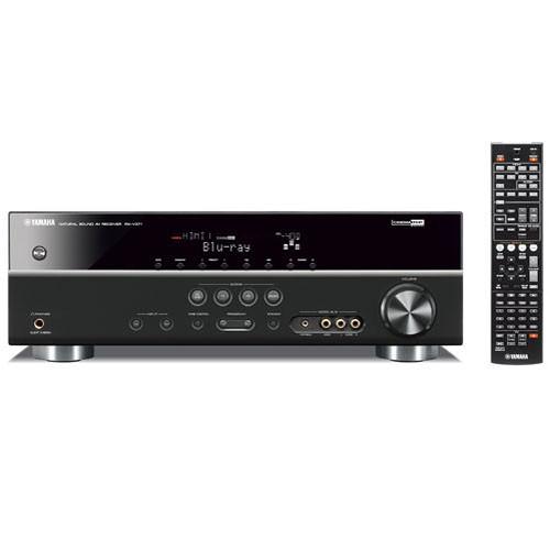 yamaha rx v371 5 channel home theater receiver black rx v371bl rh bhphotovideo com Yamaha AV Receiver RX V3.71 Yamaha Receiver RX V3.71 Manual