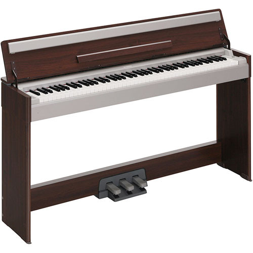 yamaha ydp s30 88 key slim digital piano rosewood ydps30 b h. Black Bedroom Furniture Sets. Home Design Ideas