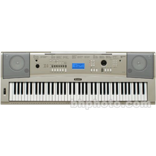 Yamaha Ypg   Key Keyboard With Built In Speakers