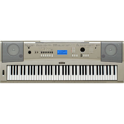 yamaha ypg 235. yamaha ypg-235 76-key portable grand keyboard ypg 235 a