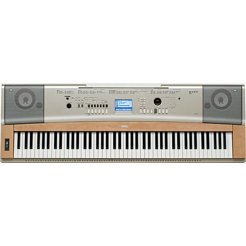 Yamaha ypg 635 88 note keyboard ypg635 b h photo video for Yamaha clp 635 review