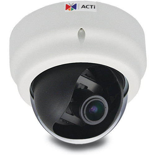 ACTi 1.3MP Dome Camera D61A B&H Photo Video