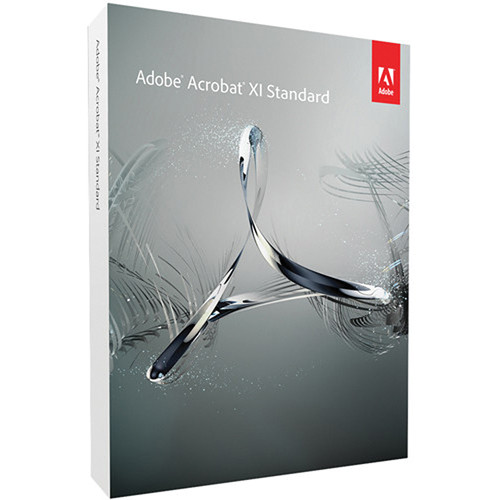 adobe acrobat x standard update