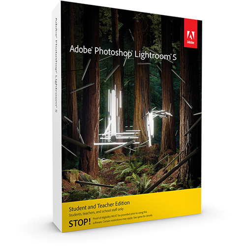 adobe lightroom students