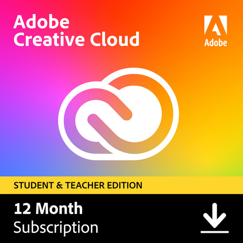 adobe student creative cloud