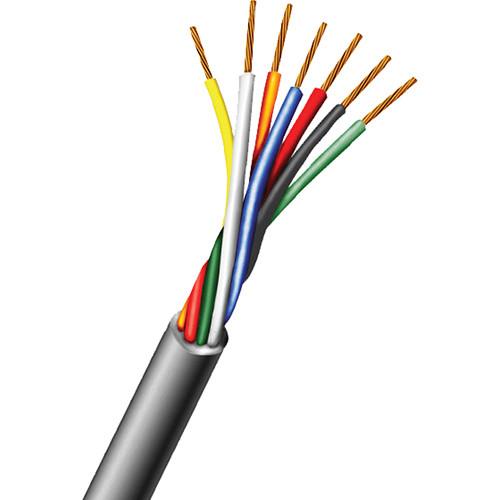 Aiphone 852207 Seven-Conductor Non-Shielded Wire - 85220710C B&H