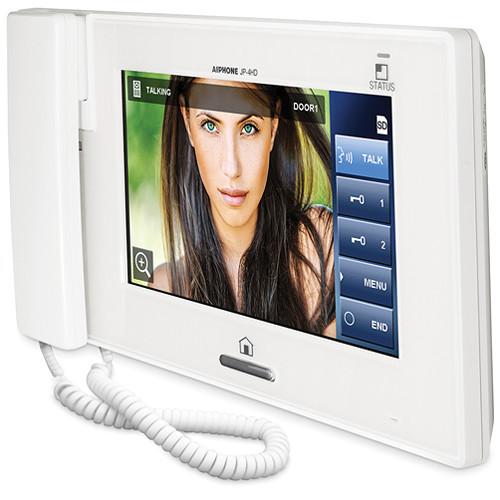Aiphone Jp 4hd Hands Free Color Video Intercom Sub Master