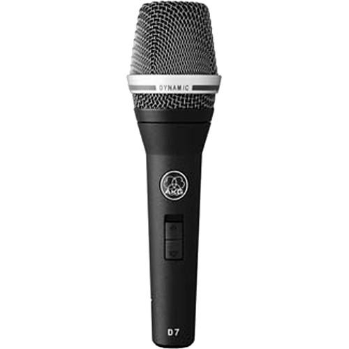 Dynamic Microphone Specs : akg d7 s reference handheld dynamic vocal microphone 3139x00020 ~ Hamham.info Haus und Dekorationen
