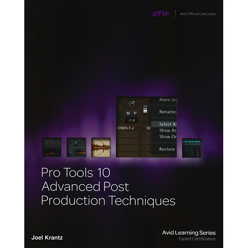alfred book pro tools 10 advanced post production 54 1133788866 rh bhphotovideo com pro tools hd 10 reference guide pro tools 10 user manual pdf