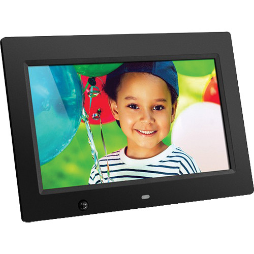 Aluratek 10 Digital Photo Frame With Motion Admsf310f Bh