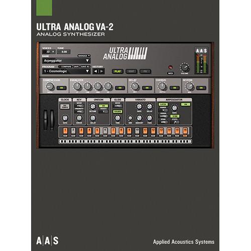 aas ultra analog va 2 download