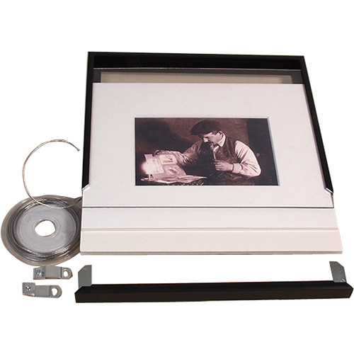 archival methods 11 x 14 complete frame kit for 85 x 11 print