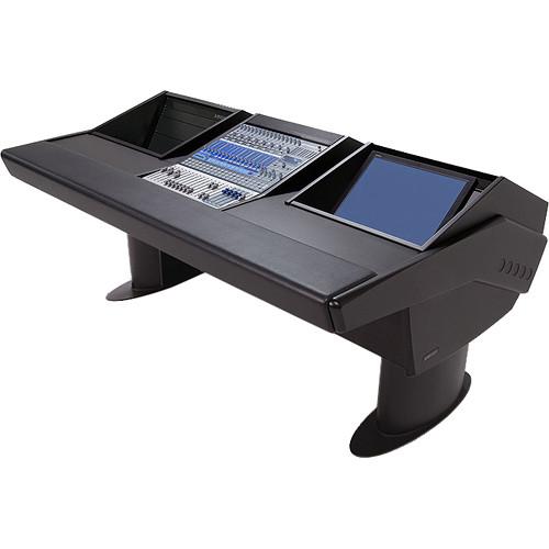 Argosy G20 Desk For Presonus Studiolive 16 4 2 Workstations With 6 Ru And Monitor Bay