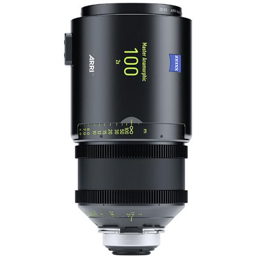 821b802b1ffa ARRI 100mm T1.9 Master Anamorphic Lens (PL