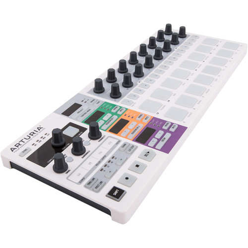 arturia beatstep pro midi analog controller and sequencer. Black Bedroom Furniture Sets. Home Design Ideas