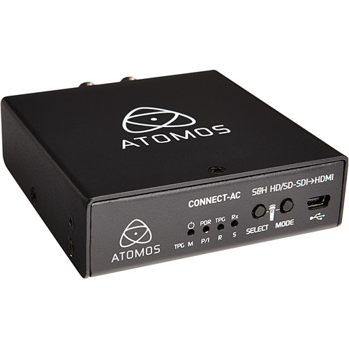Driver for Atomos CONNECT-AC Converter