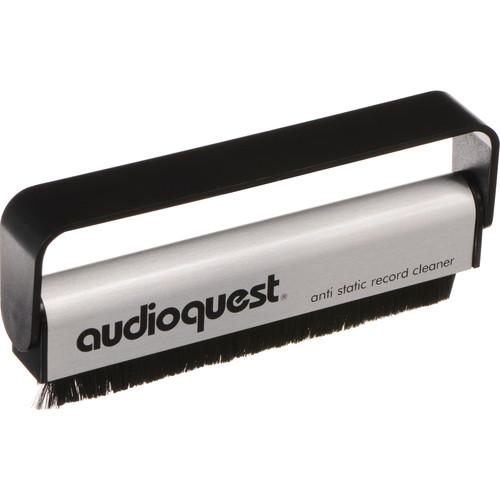 Audioquest Anti Static Record Cleaner Brush Recbrush B Amp H Photo