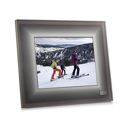 Aura Frames 97 Smart Frame Blackcharcoal Bh Photo Video