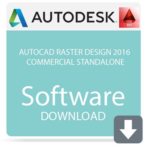 autodesk autocad raster design 2016 340h1 wwr111 1001 vc b h. Black Bedroom Furniture Sets. Home Design Ideas