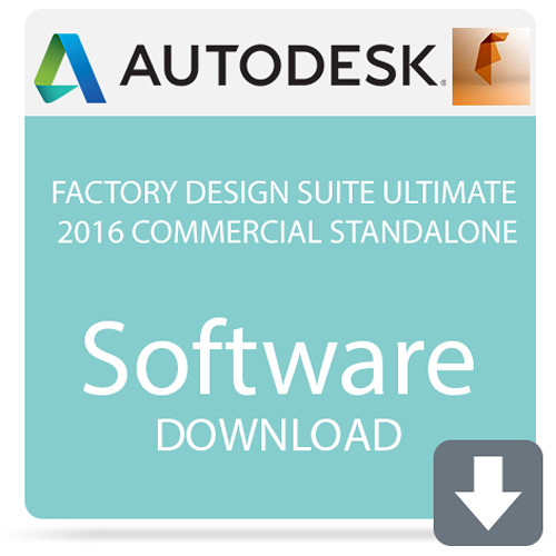 autodesk factory design suite ultimate 2016 760h1 wwr111. Black Bedroom Furniture Sets. Home Design Ideas