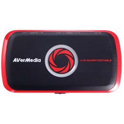 avermedia live gamer portable 1080p game recorder c875 b h photo. Black Bedroom Furniture Sets. Home Design Ideas
