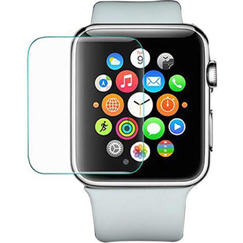 AVODA Clear Tempered Glass Screen Protector for Apple Watch 42mm