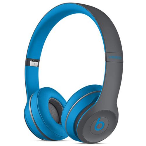 beats by dr dre solo2 wireless on ear headphones mkq32am