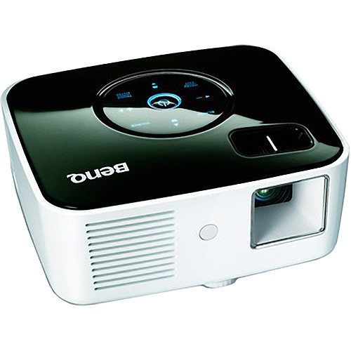 Used benq joybee gp1 mini projector gp1 b h photo video for Used pocket projector