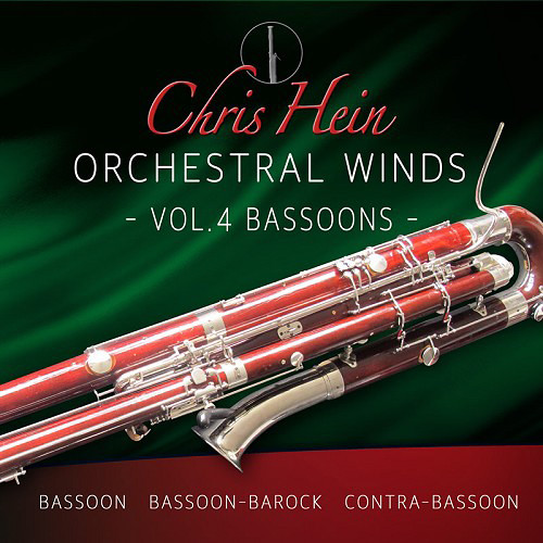 Best Service Chris Hein Orchestral Woodwinds Volume 4 - Bassoons (Virtual  Instrument, Download)