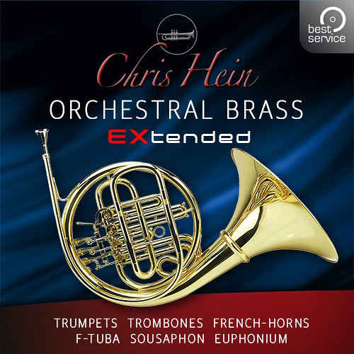 Best Service Chris Hein Orchestral Brass EXtended - Virtual instrument for  Composers & Sound Designers (Download)