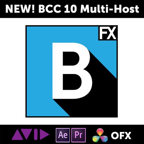 boris fx continuum complete 10 multi host bccmultiavx1000 b h rh bhphotovideo com Boris FX Lightning Boris FX Sony Vegas
