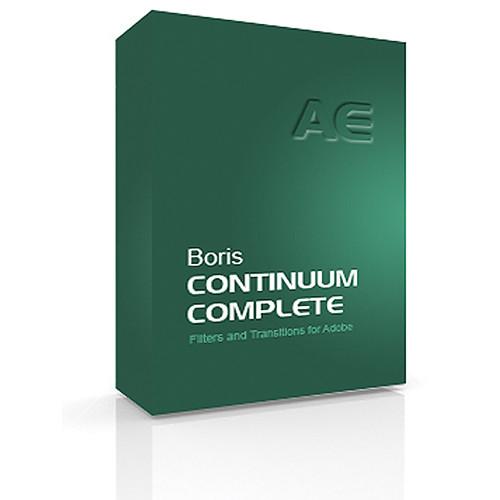 Resultado de imagen de Boris FX Continuum Complete