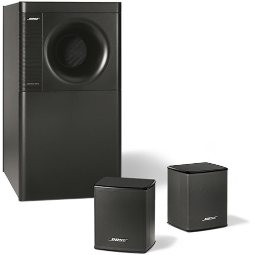 Delicieux Bose Acoustimass 3 Series V Home Theater Speaker System (Black)