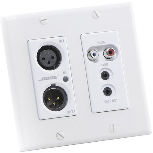 Bose Professional Controlspace Wp22bu D Dante Wall 738678 0010
