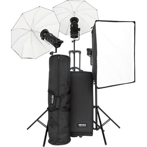 Bowens Esprit 500 Studio Lighting Kit: Bowens Gemini 500R 3-Light Kit BW-8515USP B&H Photo Video
