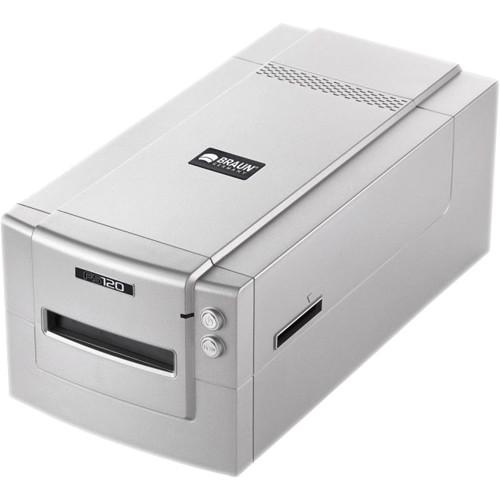 Braun FS120 Medium Format Film Scanner - B&H Photo Video
